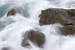 Dinard - Waves and rocks