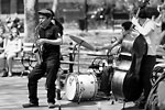 New-York City - Jazz at Washington Square