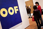 New-York City - MoMa - Andy Warhol's OOF & Marylin Monroe
