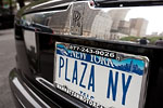 New-York City - Plaza Hotel Limo